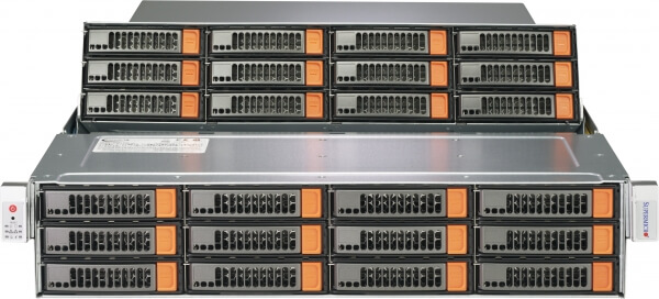 Top High Capacity Server