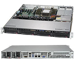 SuperServer 5019P-MTR