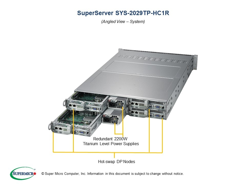 SuperServer-2029TP-HC1R main image