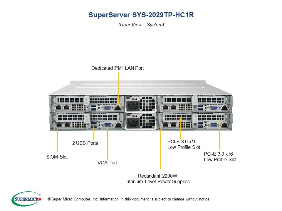 SuperServer-2029TP-HC1R fourth image