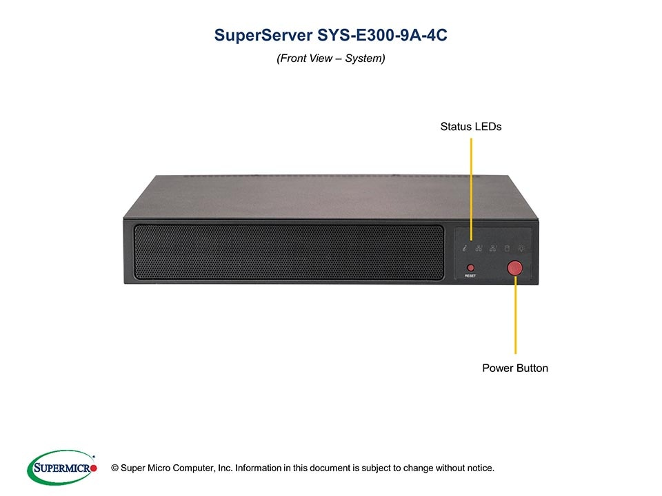 SuperServer-E300-9A-4C second image