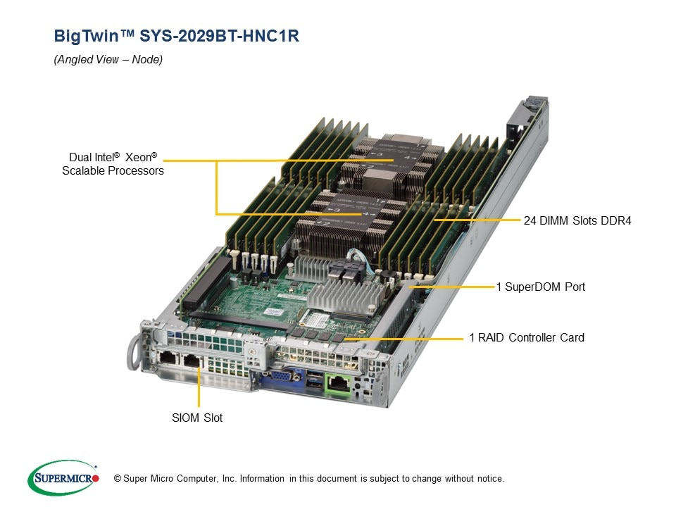 SuperServer-2029BT-HNC1R fourth image