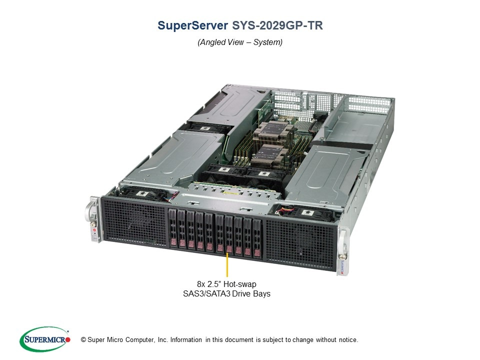 SuperServer-2029GP-TR