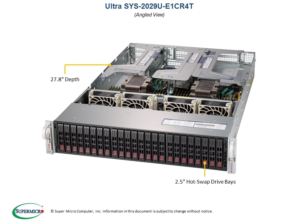 SuperServer-2029U-E1CR4T