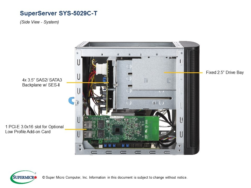 SuperServer-5029C-T fourth image