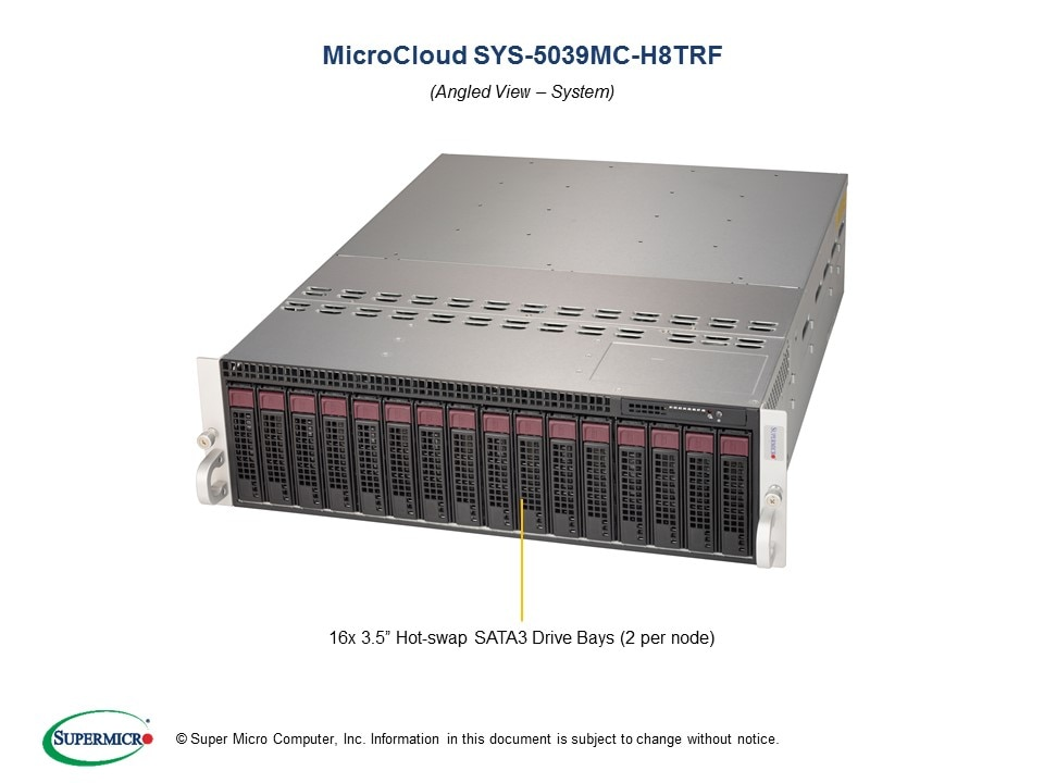 SuperServer-5039MC-H8TRF main image