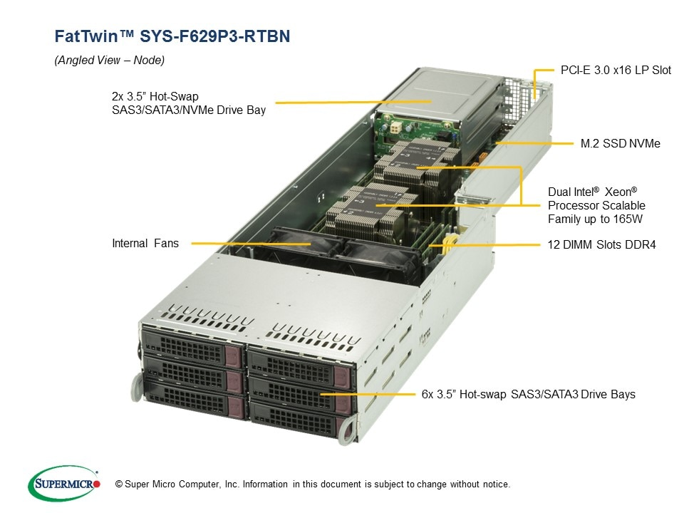 SuperServer-F629P3-RTBN second image