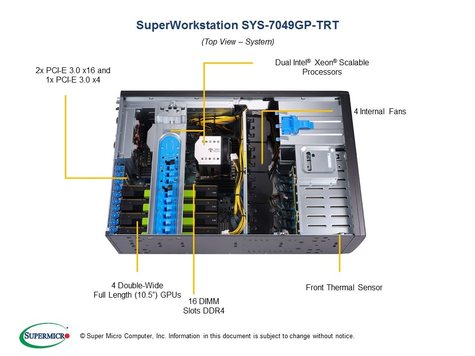 SuperWorkstation-7049GP-TRT fourth image