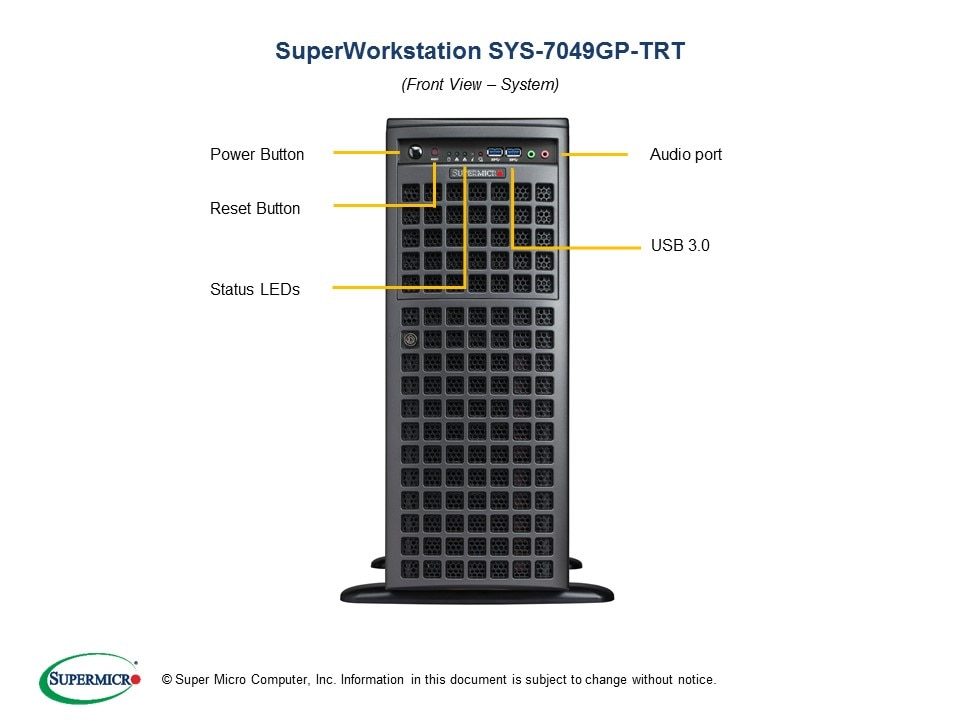 SuperWorkstation-7049GP-TRT second image