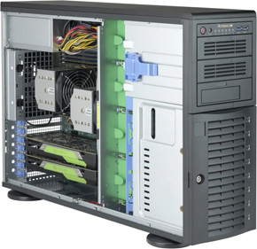 DiGiCOR High Performance Workstation