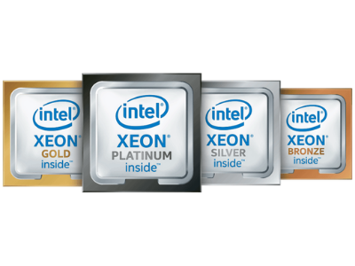 Intel 2nd Gen Xeon Scalable Family
