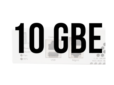 Dual 10-Gigabit Ethernet