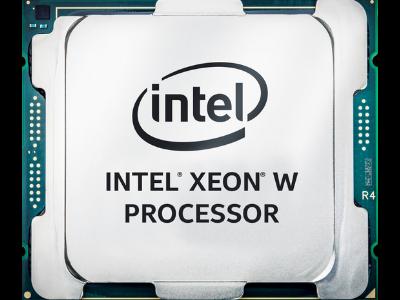Intel Xeon W Family