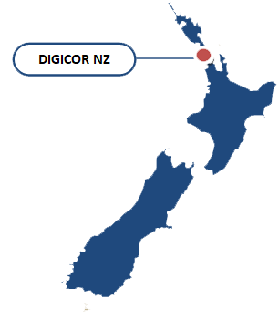 DiGiCOR Auckland Region