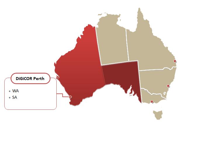 DiGiCOR Perth Region