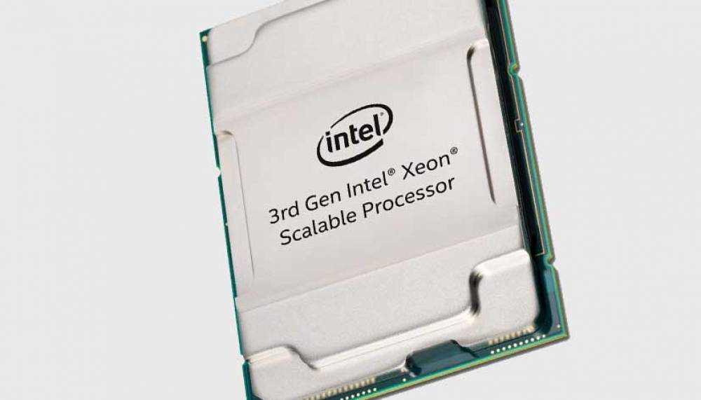 digicor newsletter Intel® 3rd Gen Intel® Xeon® Scalable processors