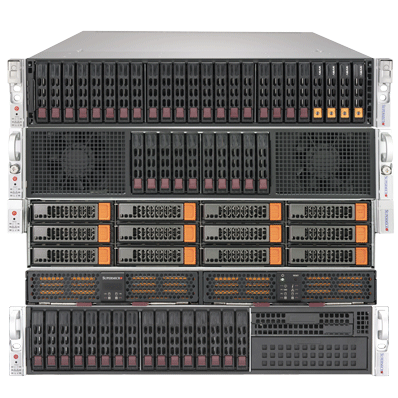 DiGiCOR Rackmount Servers Australia